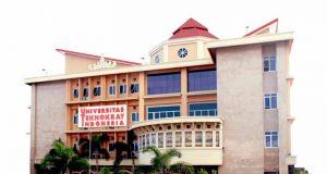 Gedung A Universitas Teknokrat Indonesia. Foto: Istimewa